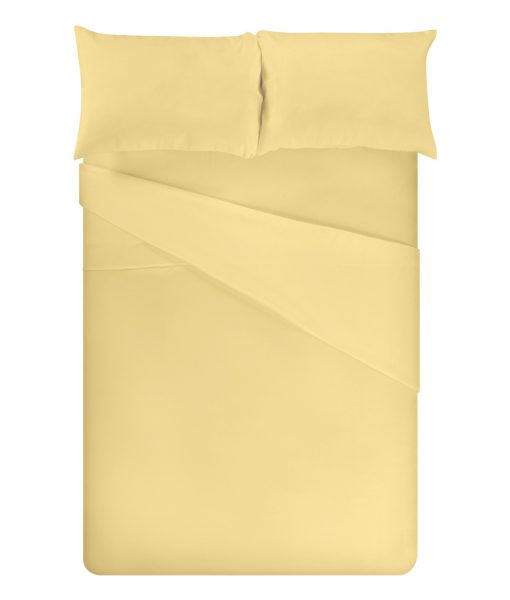 bamboo sheets Australia butter full bed image