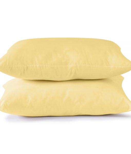 bamboo sheets Australia butter pillowcase stack image