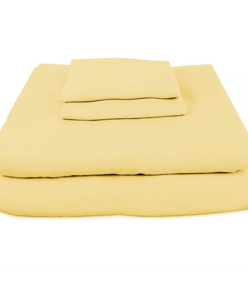 bamboo sheets Australia butter stack image