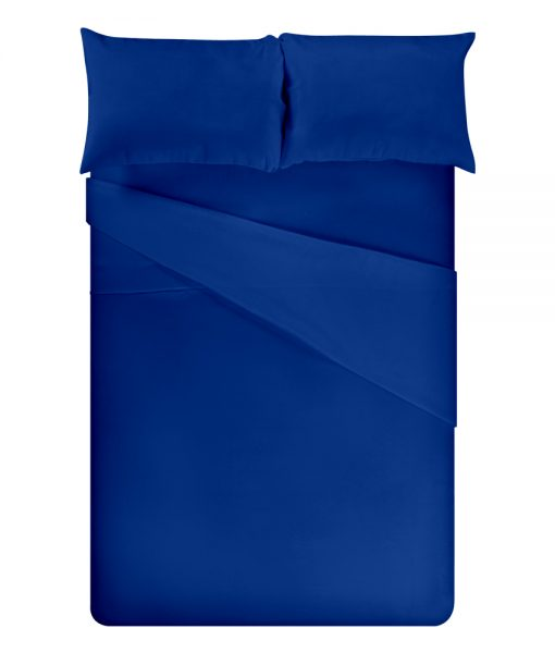 bamboo sheets cobalt full bed image