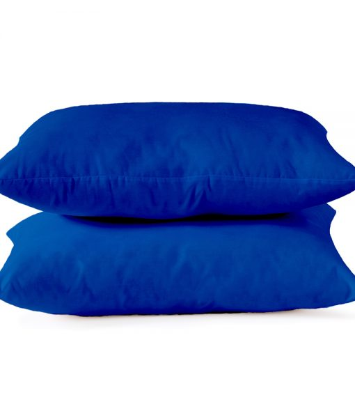 bamboo sheets cobalt pillowcases image