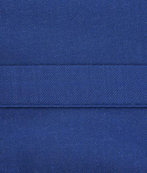 bamboo sheets cobalt stitching image