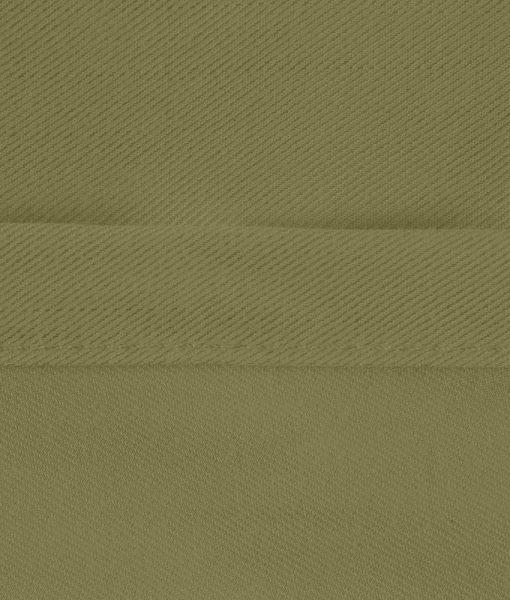 bamboo sheets olive stitching image