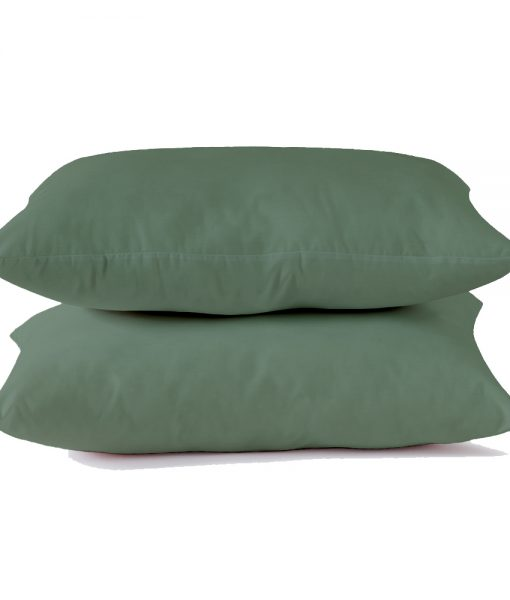 bamboo sheets sage pillowcases